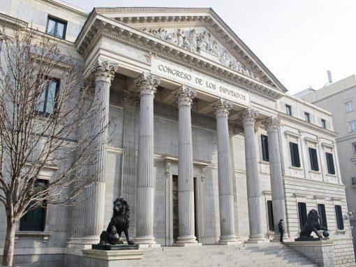 Sustitución Enfriadoras Congreso de los Diputados (Madrid)